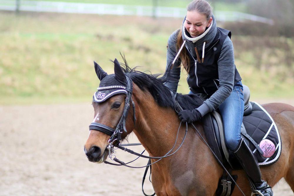 bin ich zu groß für mein pony